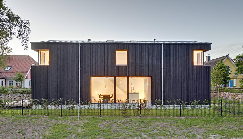 Möhring Architekten Nowoczesne domy