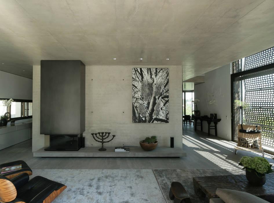 Modern Living Room by Blocher Blocher India Pvt. Ltd. Modern