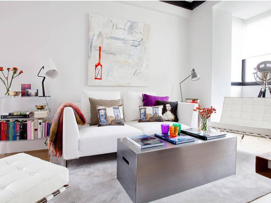 Livings de estilo moderno de BELEN FERRANDIZ INTERIOR DESIGN Moderno
