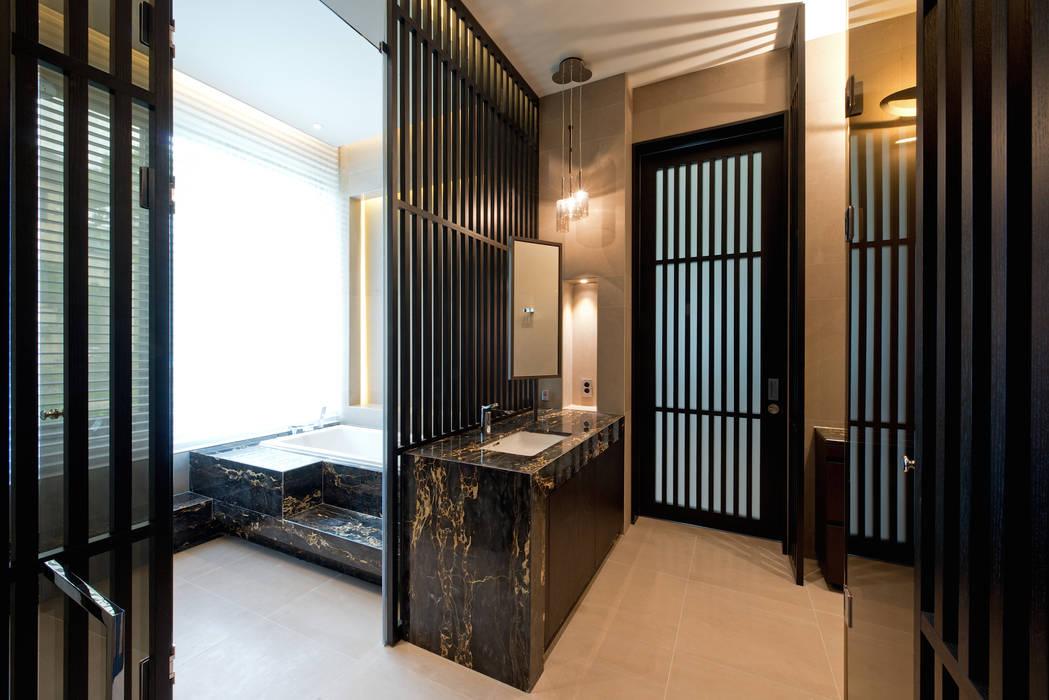 Casa 911: Design Tomorrow INC.의  욕실