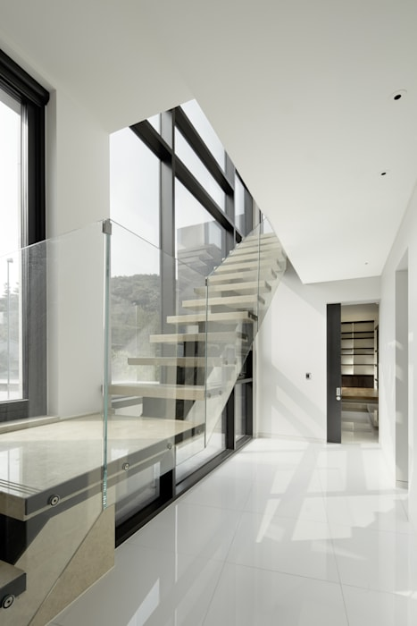 Casa 911: Design Tomorrow INC.의  계단