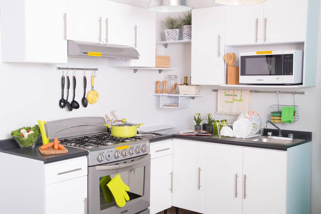 Kitchen theo Idea Interior,
