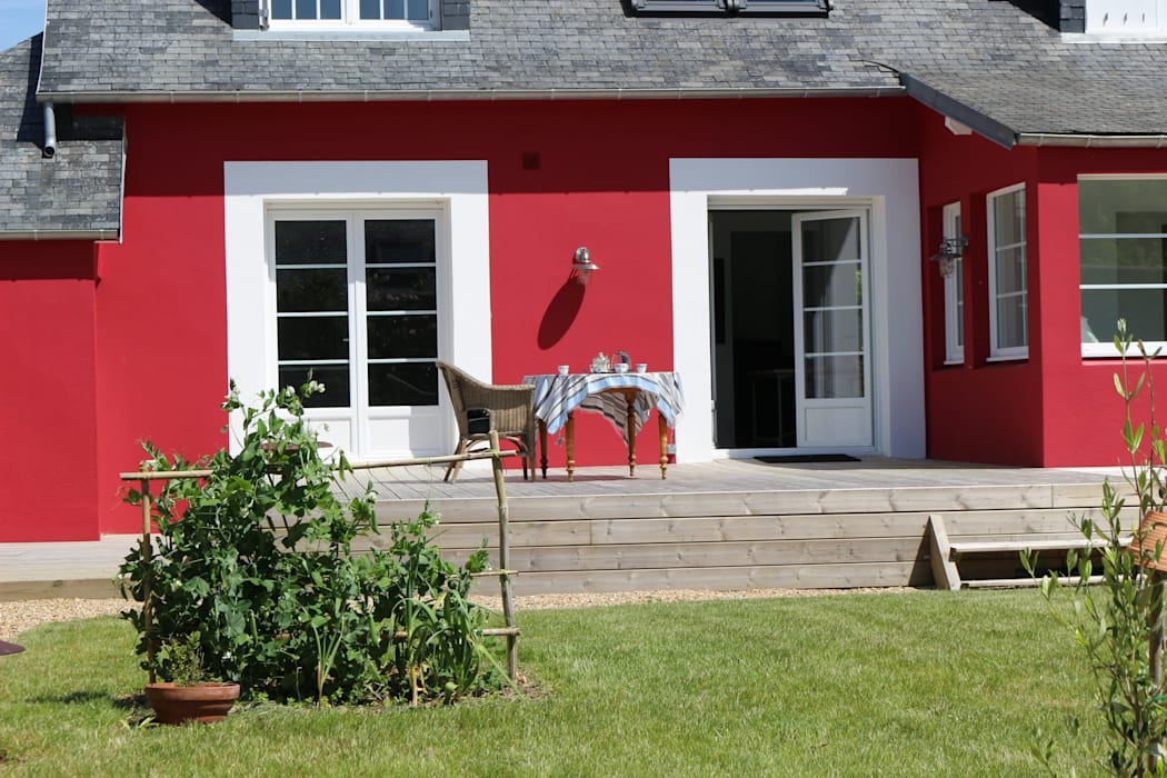 Casas modernas: Ideas, imágenes y decoración de Ad Hoc Concept architecture Moderno