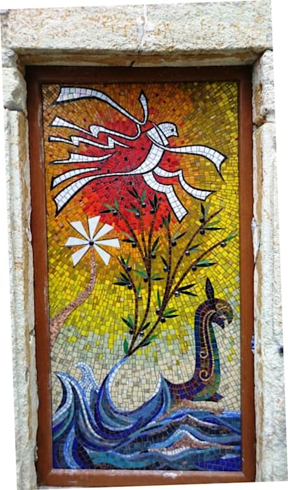 mediterranean  by Mozaik Sanat Evi, Mediterranean