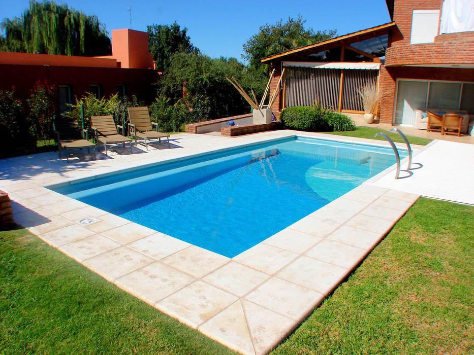 Pool von Piscinas Scualo, Modern