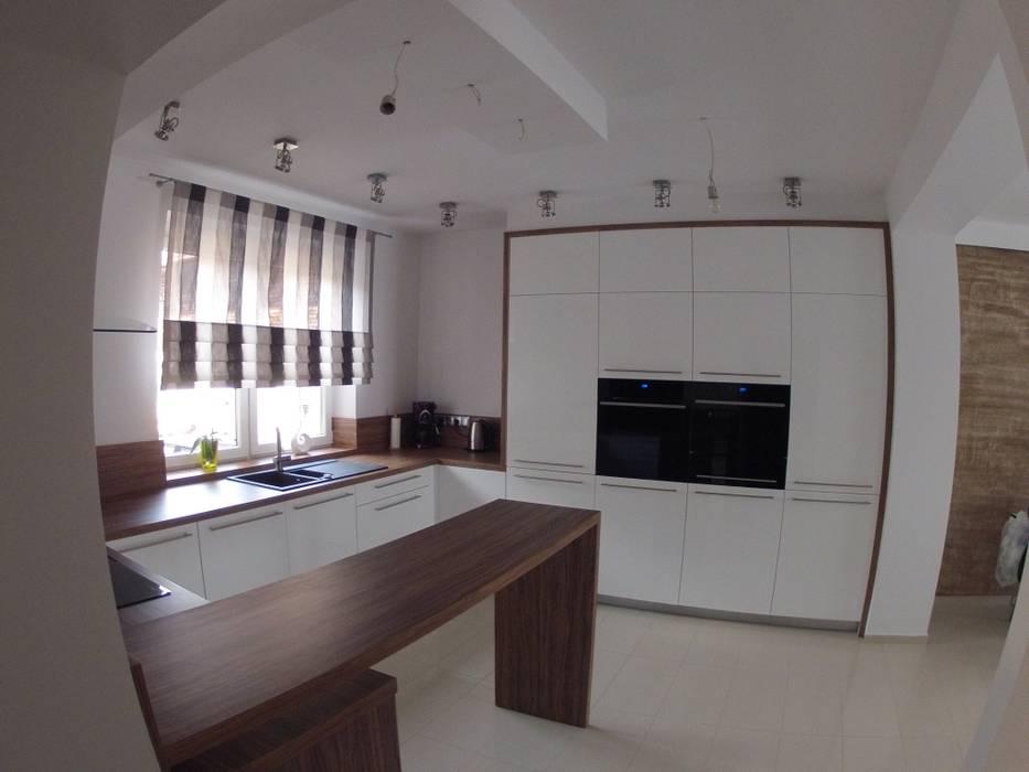 Dapur Modern Oleh STUDIO BB ARCHITEKCI TOMASZ BRADECKI Modern