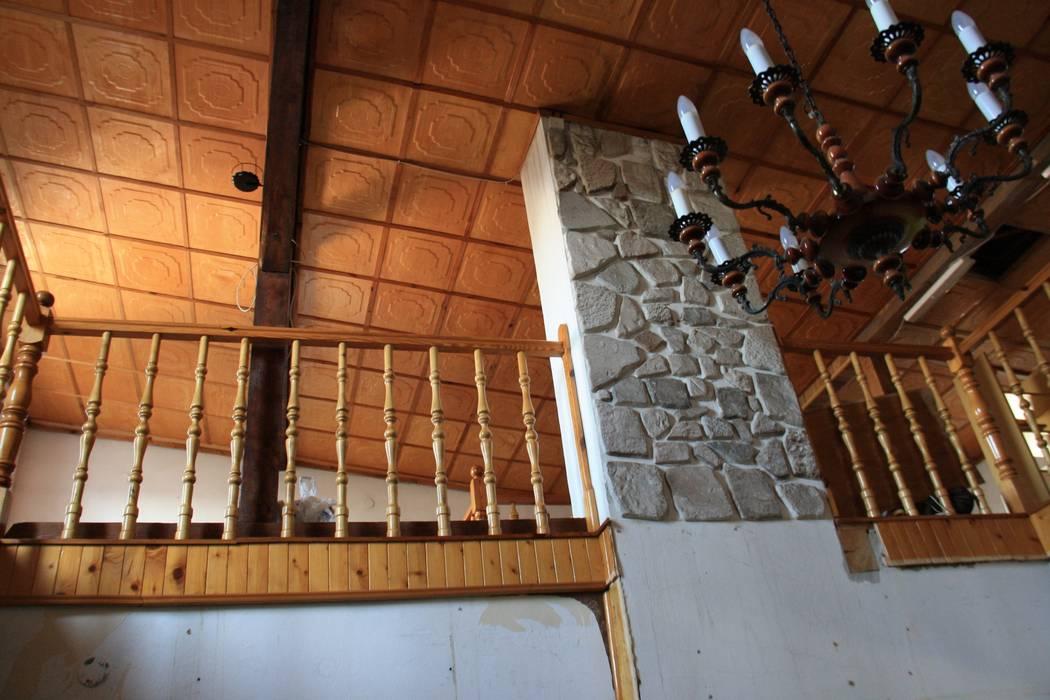 Modern corridor, hallway & stairs by STUDIO BB ARCHITEKCI TOMASZ BRADECKI Modern