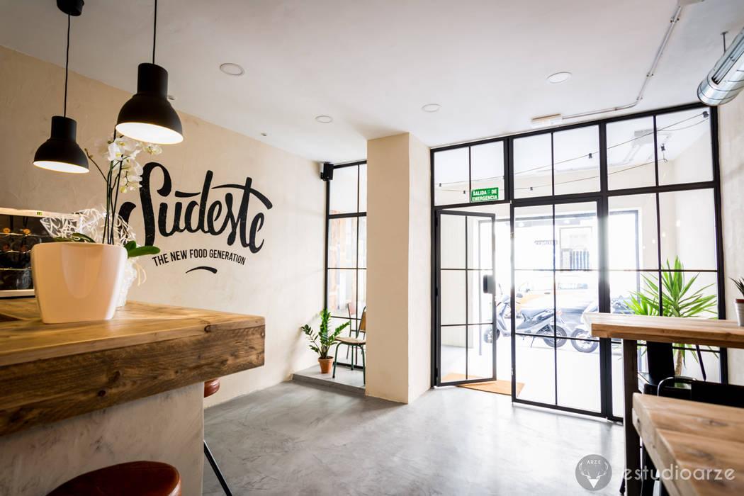 Restaurante Sudeste, Alicante de Colectivo Arze Industrial