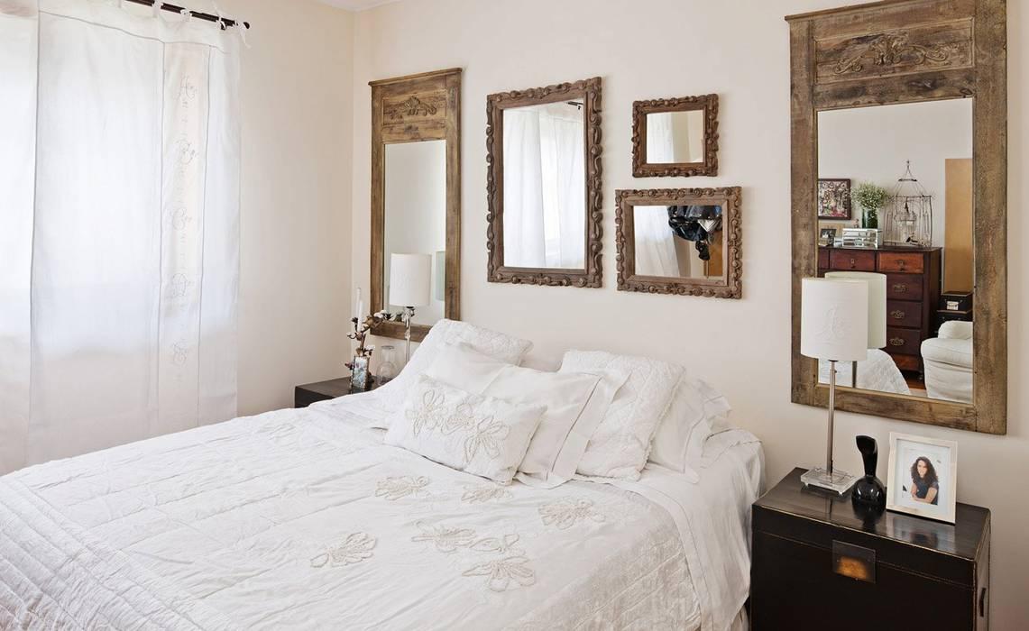 Dormitorios de estilo  por Gavetão- Decoração de Interiores, Rústico