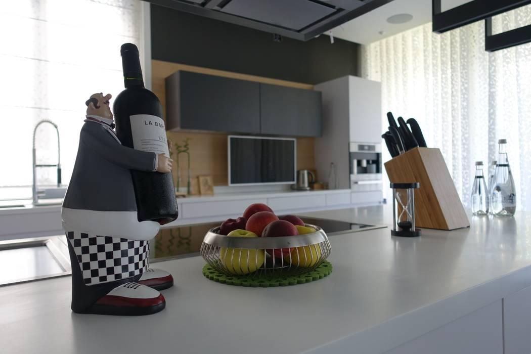 J.Design 現代廚房設計點子、靈感&圖片