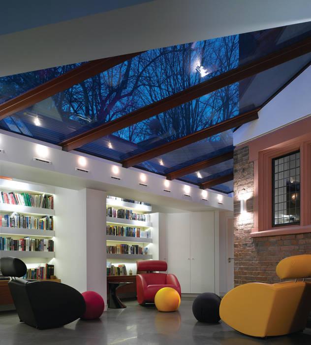 Arbeitszimmer von Belsize Architects, Modern