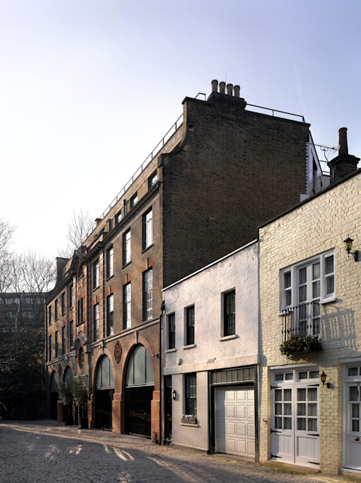 Houses by Belsize Architects,