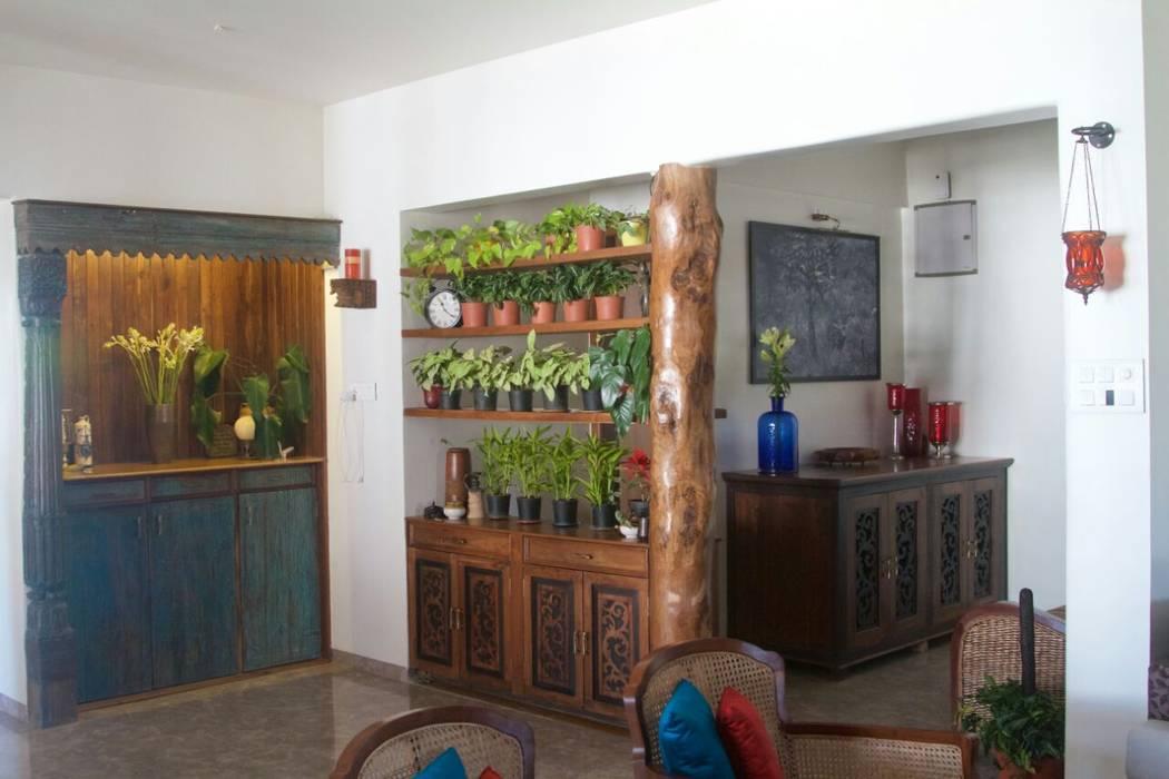 Wine cellar by uttara and adwait furniture