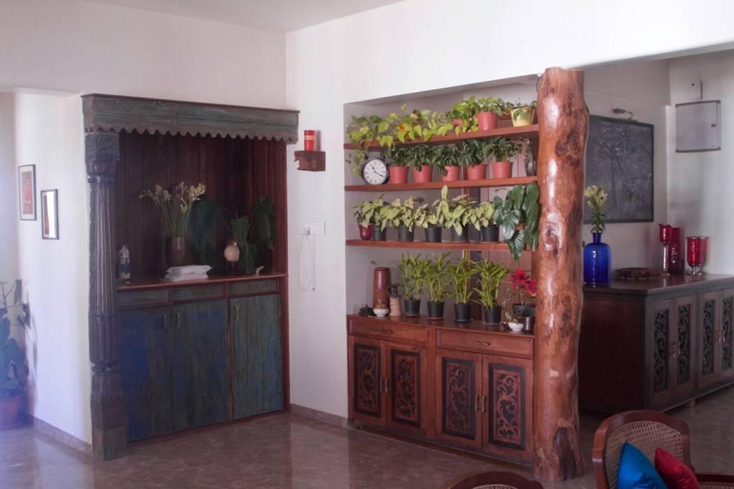 Wine cellar by uttara and adwait furniture, Asian