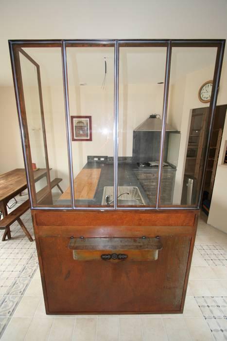 verri re cuisine bois salle manger de style par tabary le lay homify. Black Bedroom Furniture Sets. Home Design Ideas