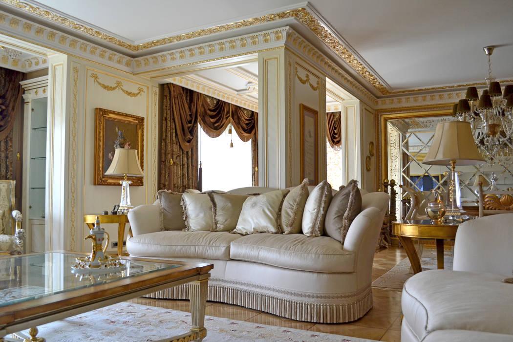 Moderne Wohnzimmer von ARTISTIC DESIGN Modern