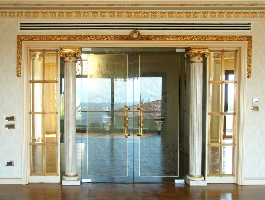 Puertas y ventanas modernas de ARTISTIC DESIGN Moderno