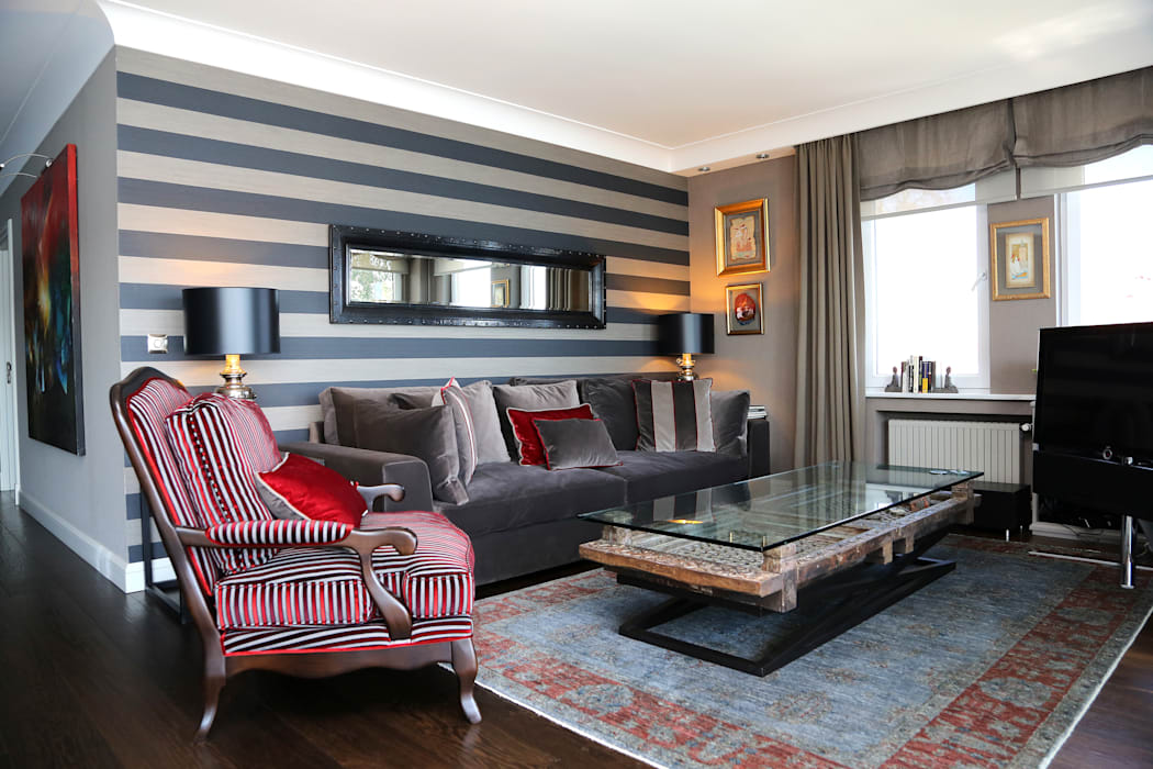 Modern living room by ARTISTIC DESIGN Modern