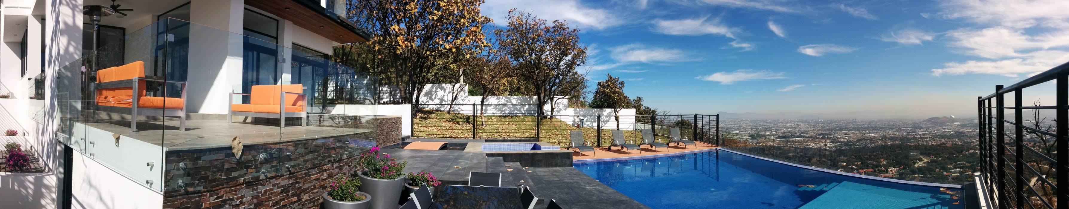 aaestudio Modern pool