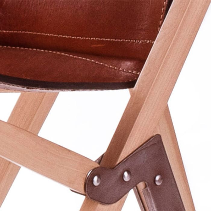 Big BKF Buenos Aires Living roomStools & chairs Leather Brown