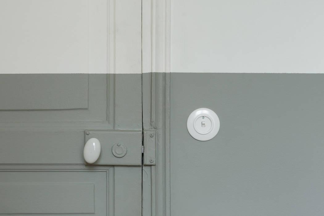 Signalétique: Fenêtres de style  par claire Tassinari