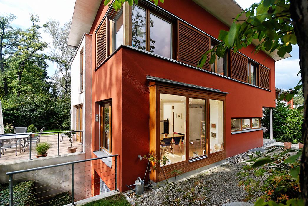 Houses by Architekturbüro Schaub,