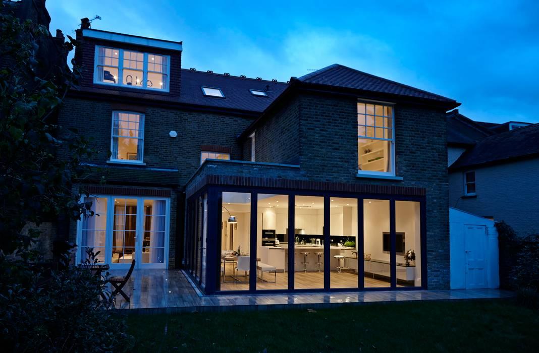 Woodville Gardens Casas de estilo moderno de Concept Eight Architects Moderno