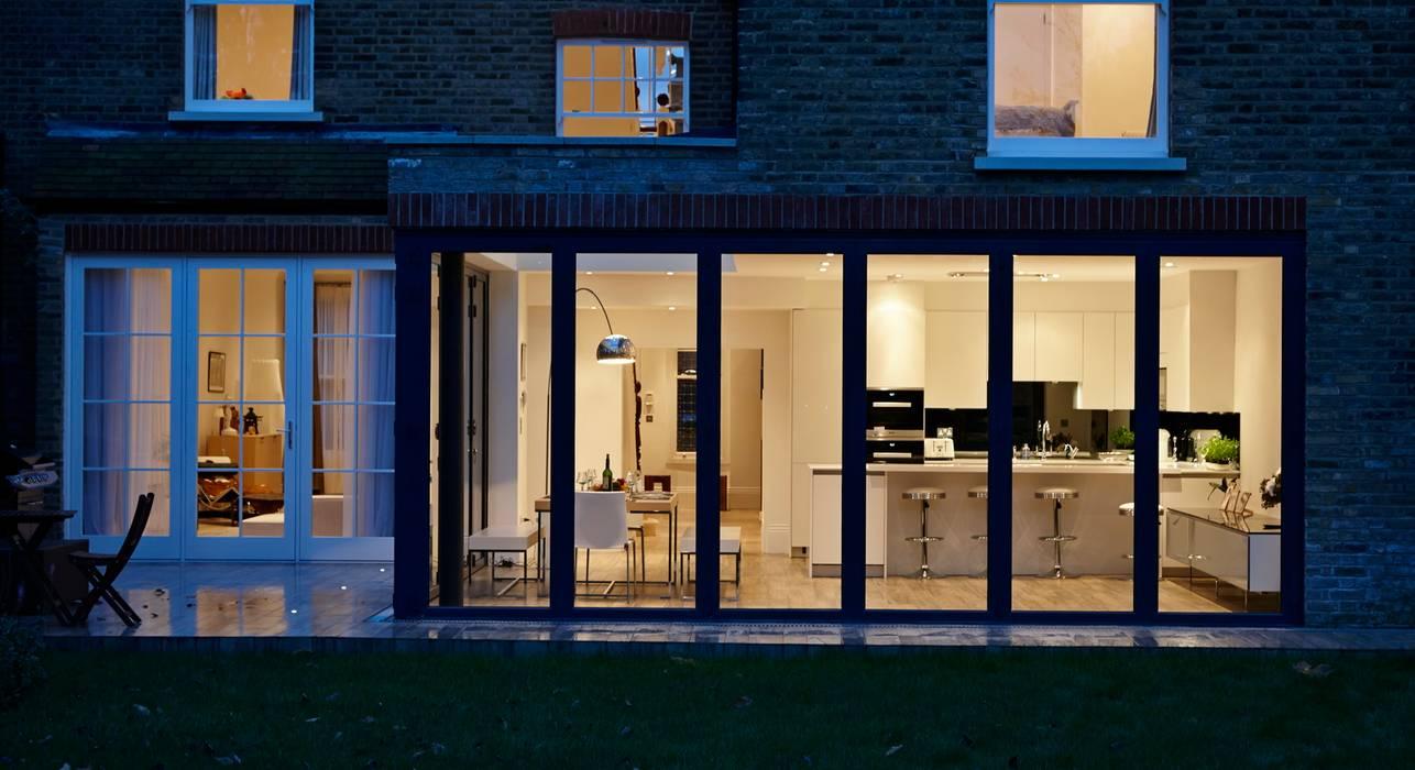 Woodville Gardens Moderne Häuser von Concept Eight Architects Modern