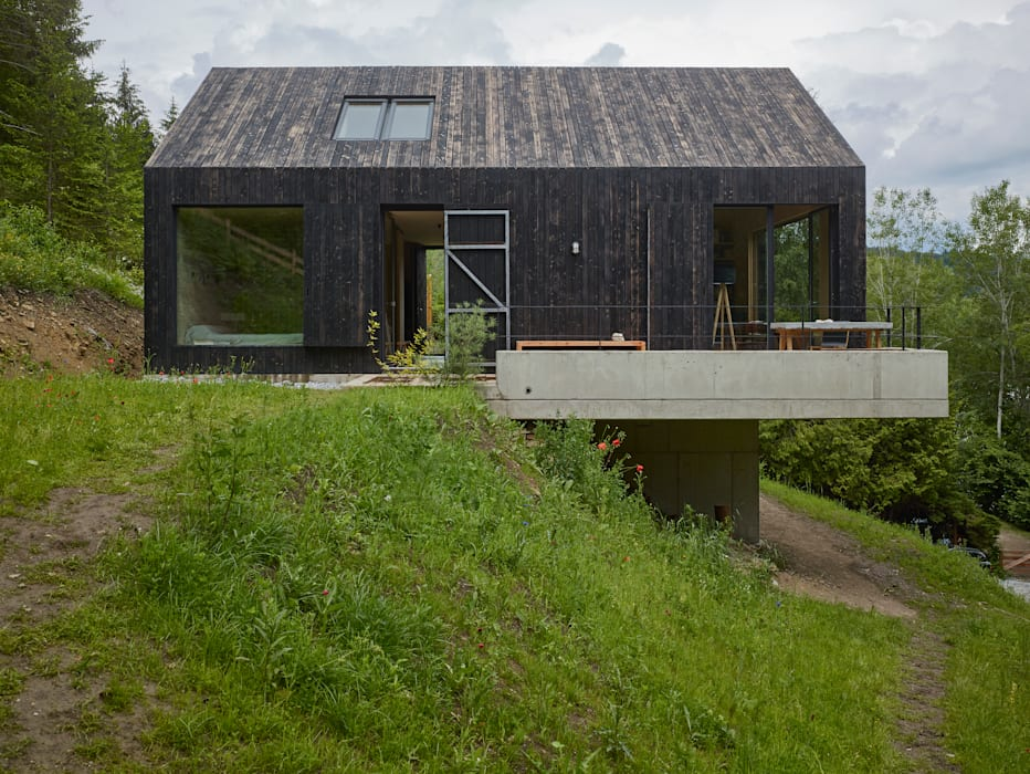 Nhà theo Backraum Architektur,