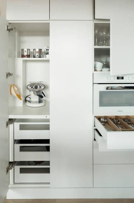 Einbauschrank Küche | Einbauschrank Kuche Von Der Raum Homify