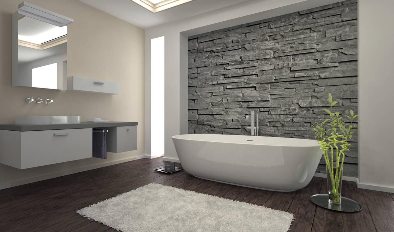 Ванные комнаты в . Автор – PietraNova srl, Модерн