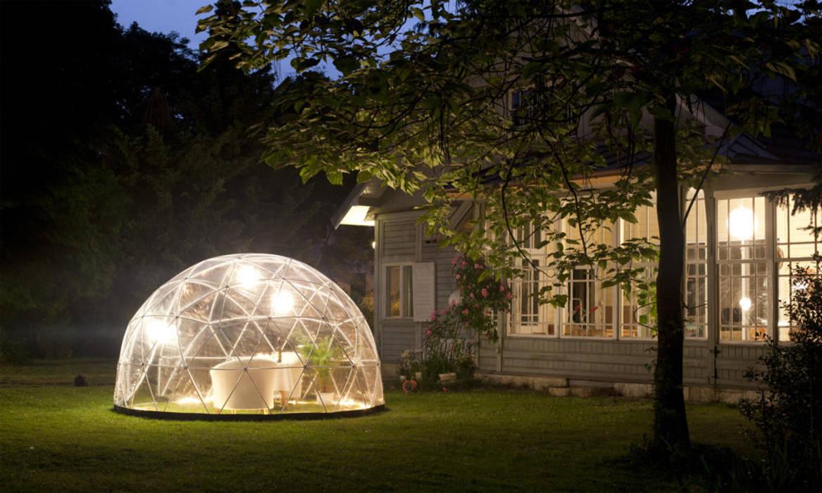 10qm Garden Igloo 4 Jahreszeiten 360 Wintergarten Pavillon