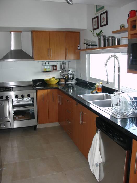 Cocinas de estilo  por A2 HOMES SA DE CV,