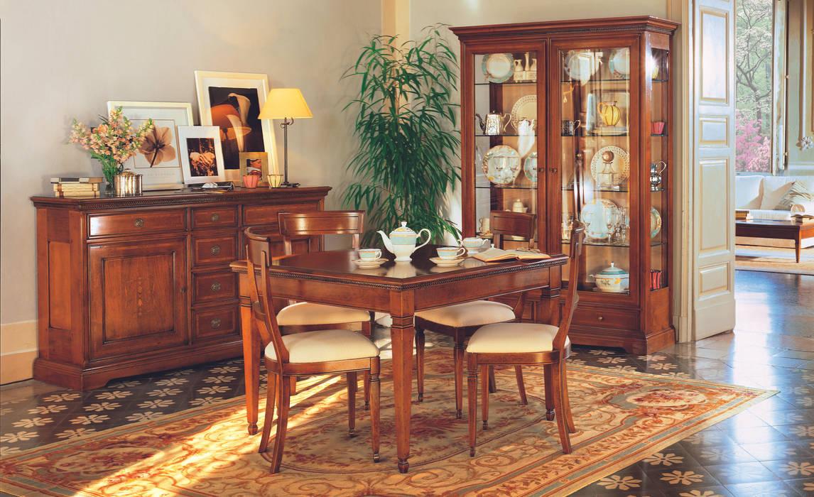 Sala da pranzo i ciliegi di le fablier classico | homify