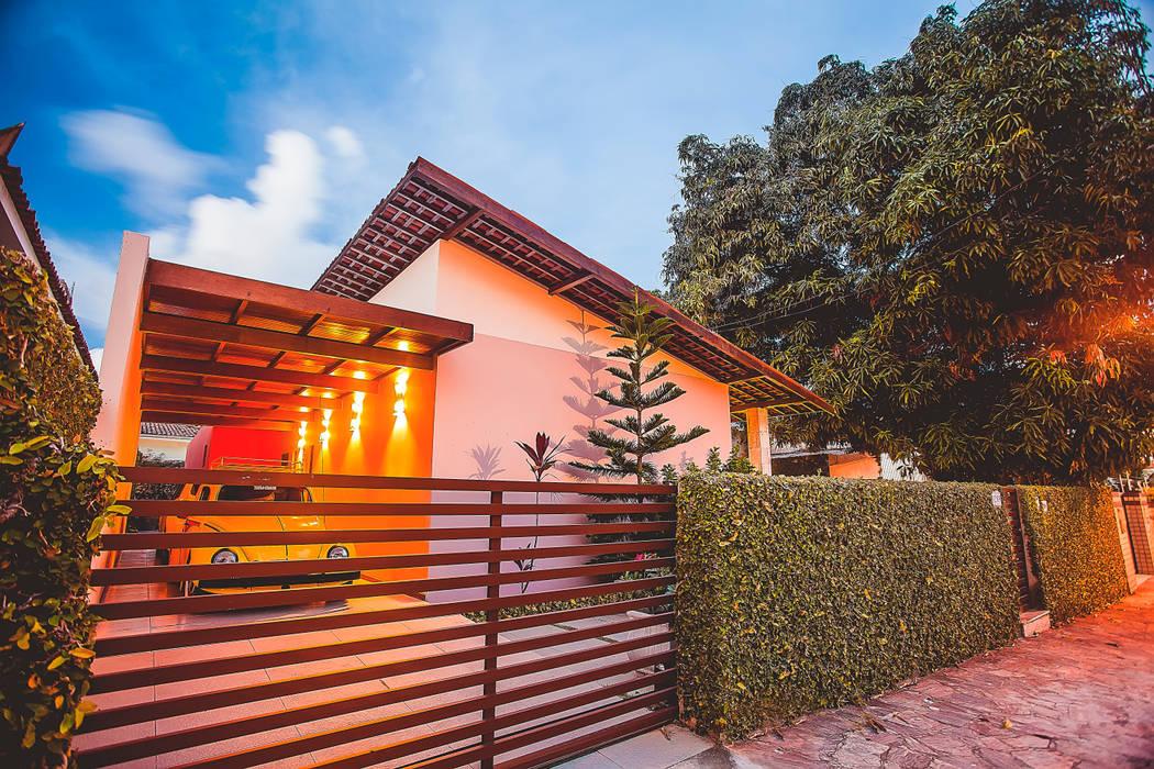 Дома в . Автор – Martins Lucena Arquitetos