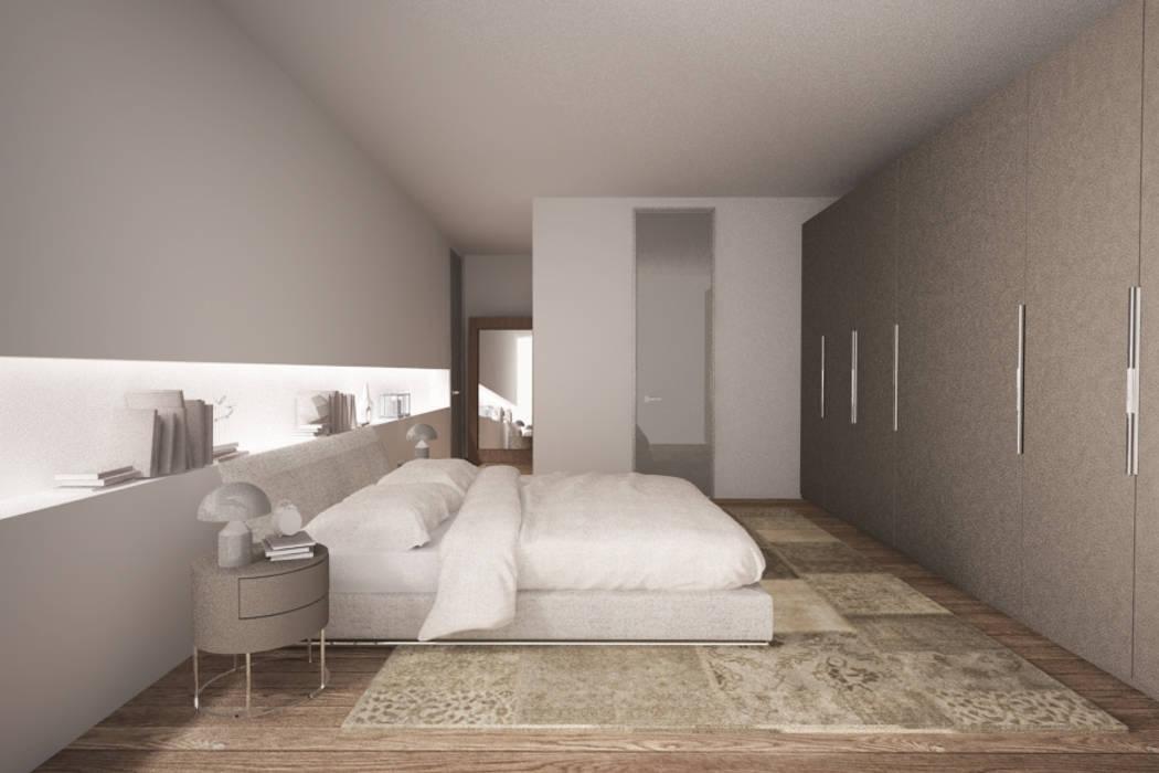 Interior design: la camera da letto – l\'arredo: camera da letto in ...