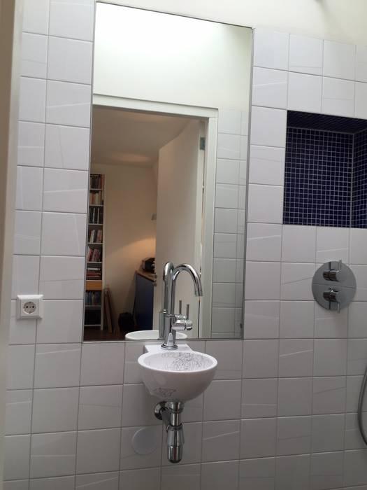 Dakopbouw Amsterdam Moderne badkamers van homify Modern