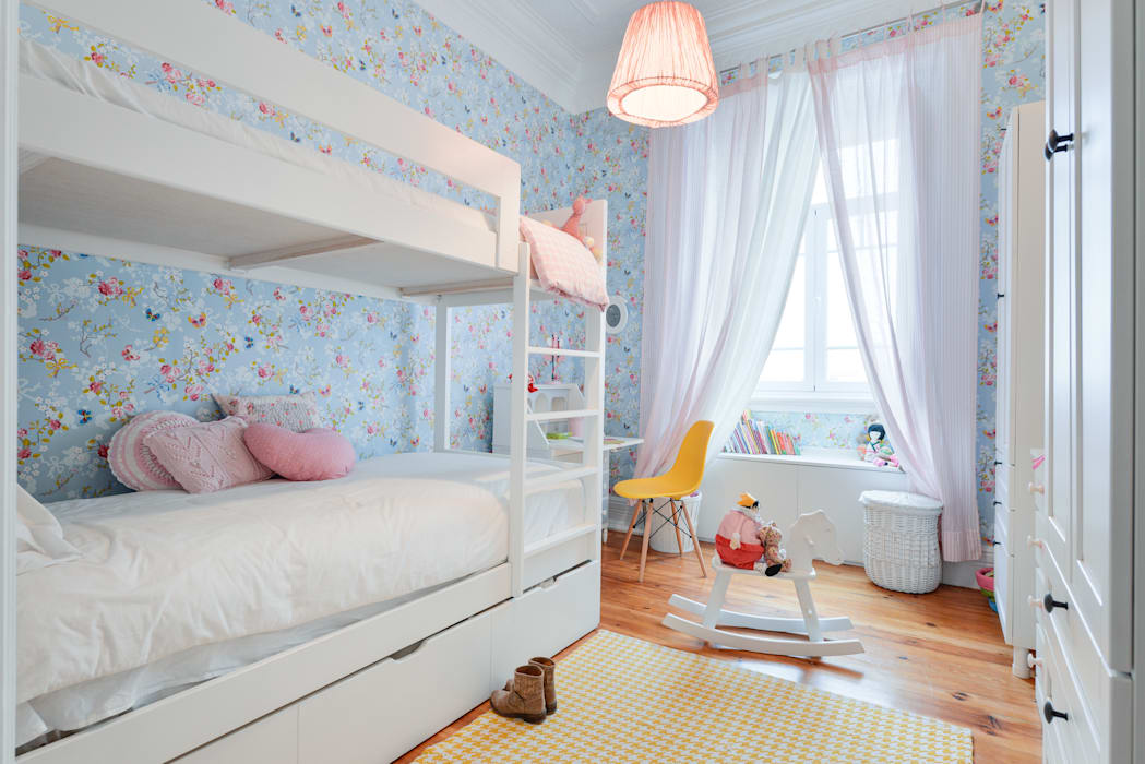 LAVRADIO DESIGN Girls Bedroom