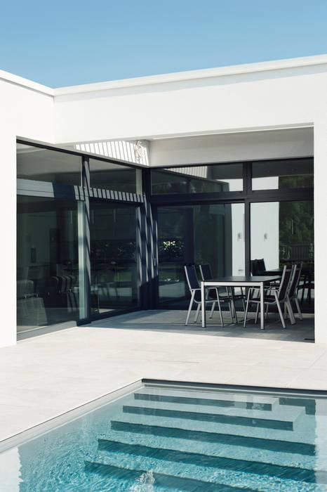 G 13 Klassischer Balkon, Veranda & Terrasse von x42 Architektur ZT GmbH Klassisch