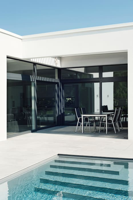 Terrace by x42 Architektur ZT GmbH