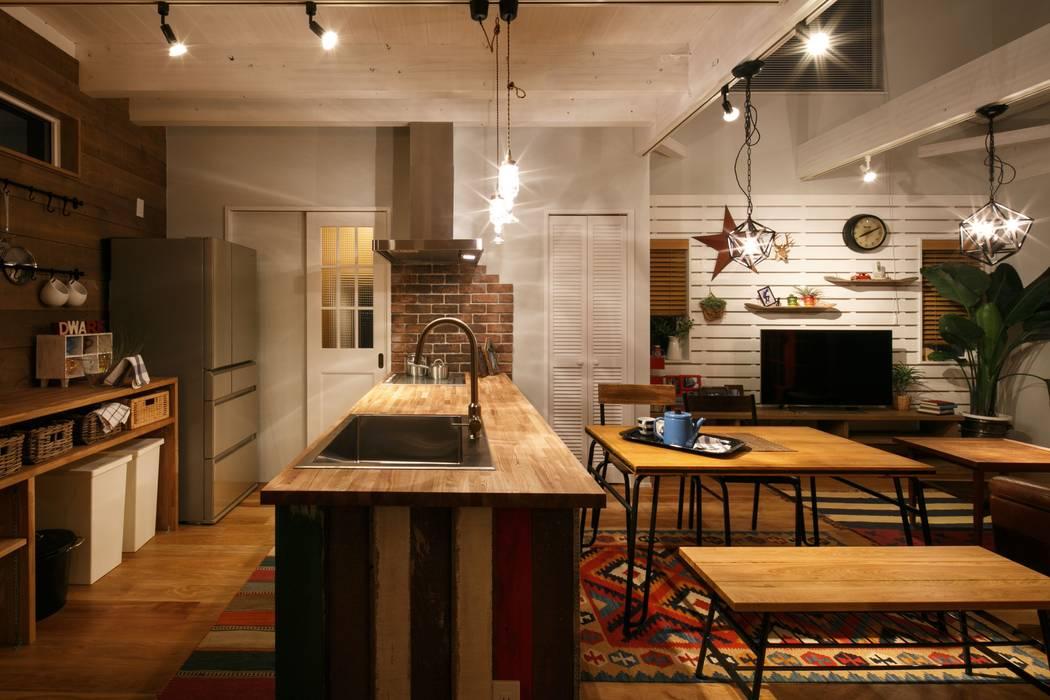 Кухня в классическом стиле от dwarf Классический