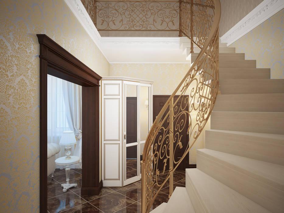 дом торус обои в холл с лестницей фото игры наполнены