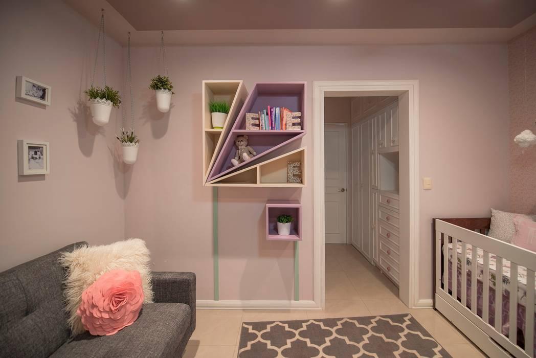 ห้องนอนเด็ก โดย ESTUDIO TANGUMA, โมเดิร์น