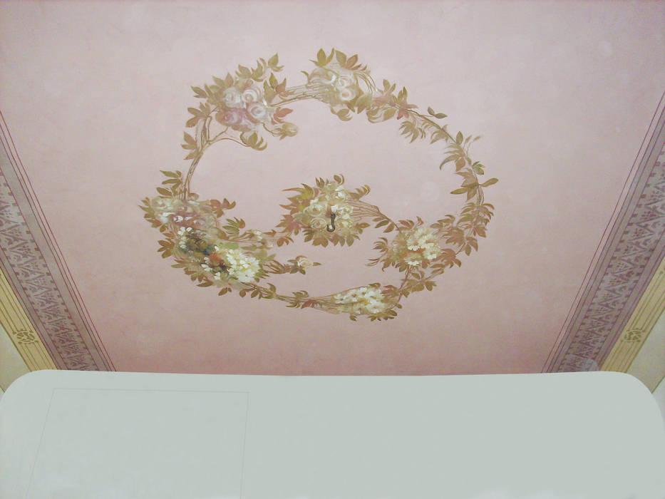 APPARTAMENTO LIBERTY - Firenze, Italia: Camera da letto in stile in stile Classico di Art'n'Art Studio di Claudia Masini