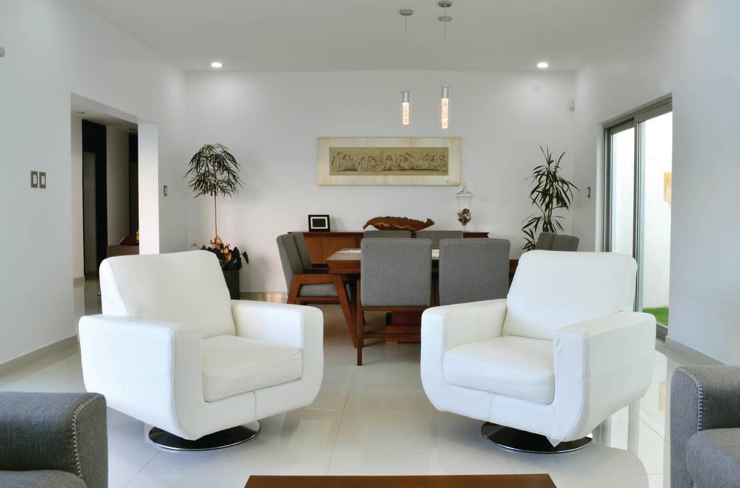 Sala | Comedor OBRA BLANCA Salones modernos