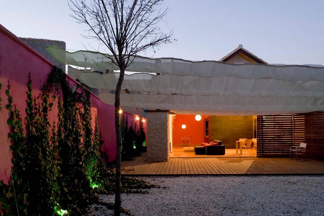 สวน โดย daniel rojas berzosa. arquitecto, มินิมัล
