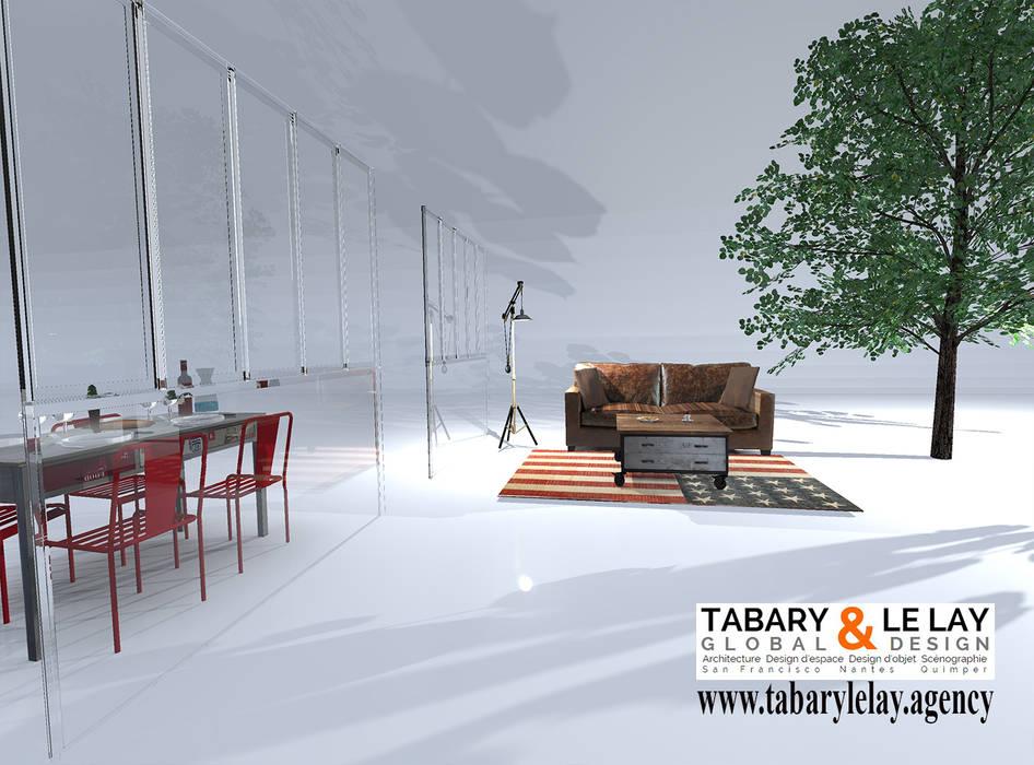 l'invisible verrière: Fenêtres de style  par Tabary Le Lay