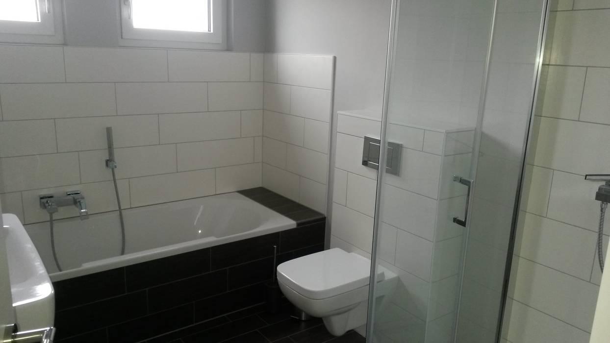 Haus pult line: klassische badezimmer von wagener systemhaus | homify