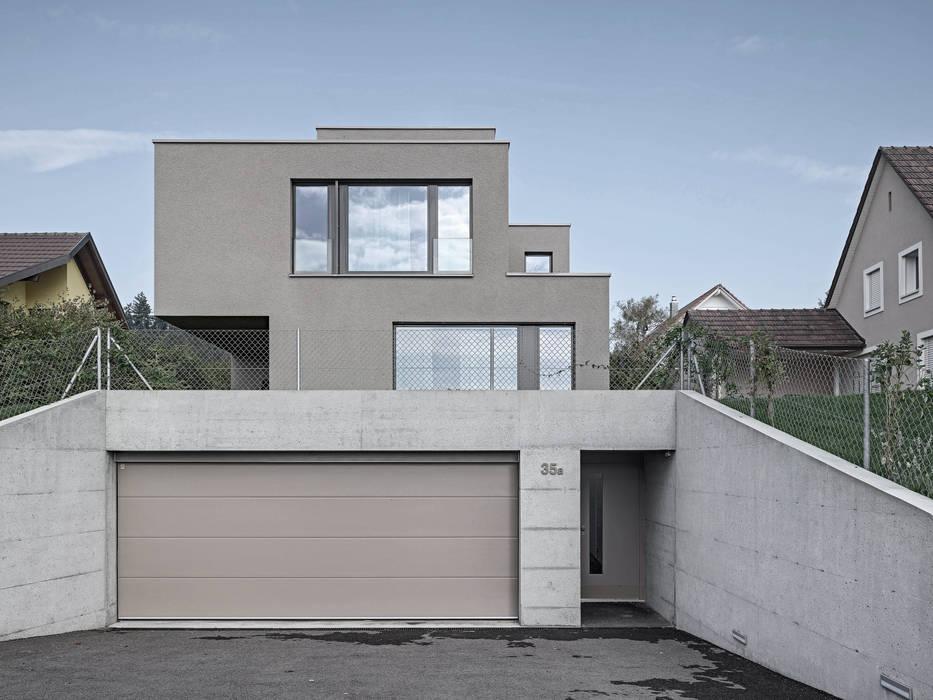 Modern houses by phalt Architekten AG Modern