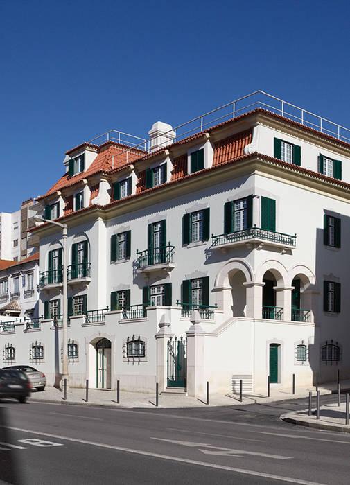 Centro Cultural da Alameda em Lisboa Centros de exposições clássicos por CS Coelho da Silva SA Clássico